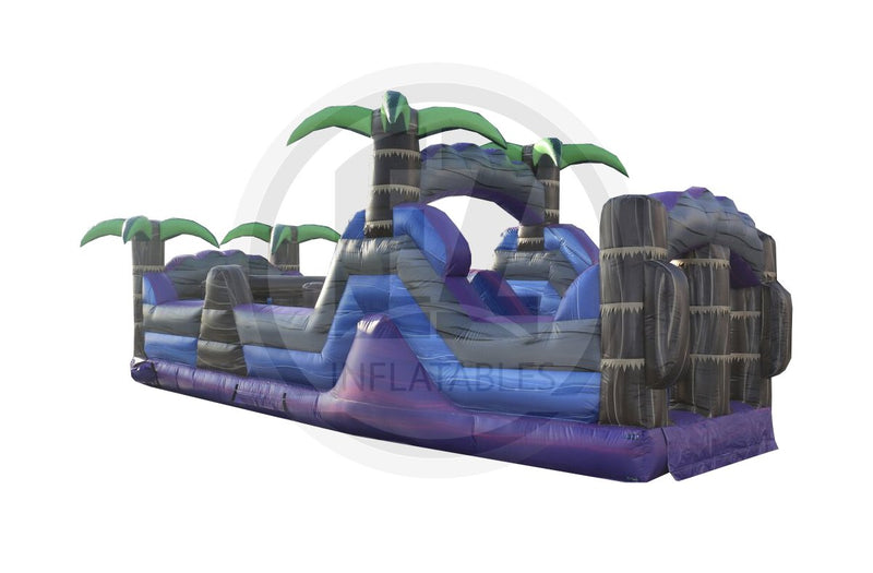 30 Ft. Purple Crush Obstacle Course-I1029-EZ Inflatables (1402218217514)