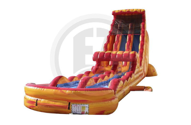 30 Ft. Summit Jr + Slip & Slide-WS1167-EZ Inflatables (1362078826538)