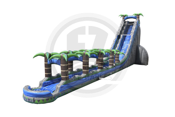 35 Ft Cascade Crush + Slip & Slide-WS1094-EZ Inflatables (1362077646890)
