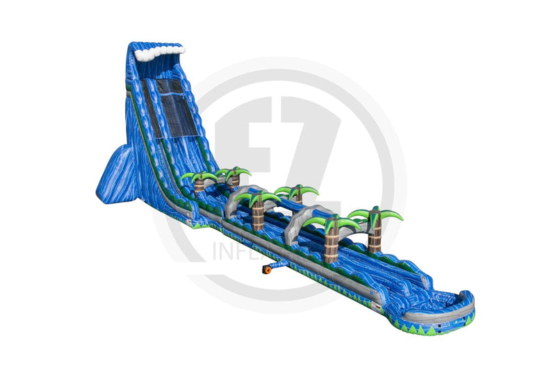 37 Ft Blue Crush Tsunami DL-WS1371-EZ Inflatables