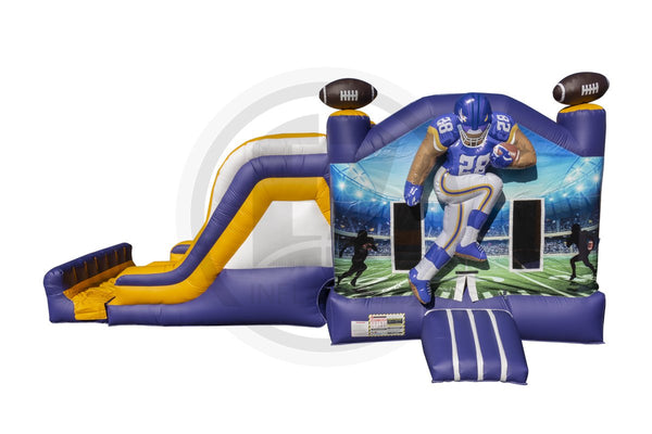 3D Football Combo-C1071-EZ Inflatables (1361255628842)