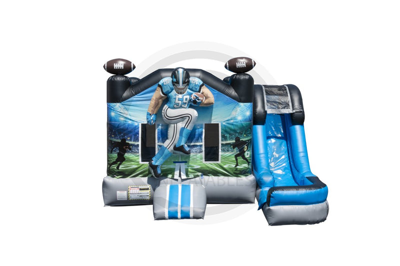 3D Football Combo CAR-C1109-EZ Inflatables