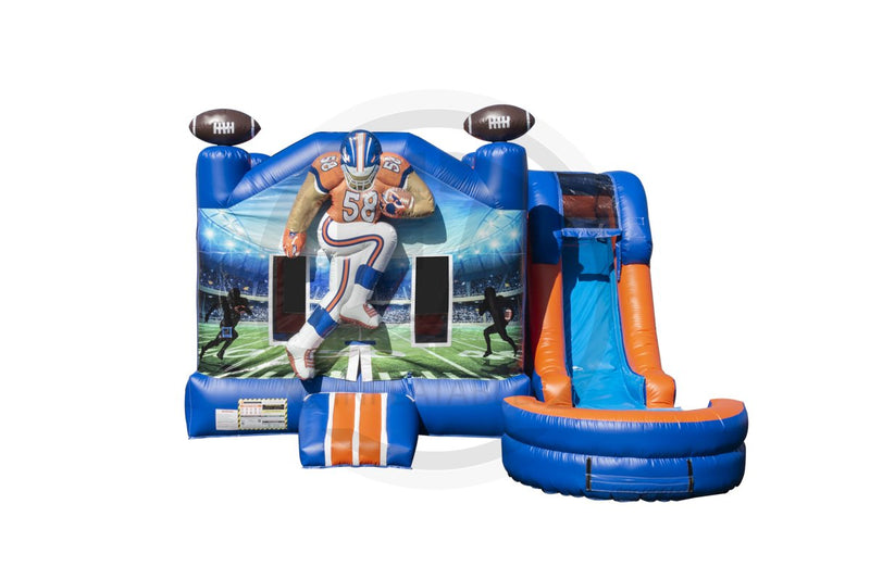 3D Football Combo DEN-C1117-EZ Inflatables