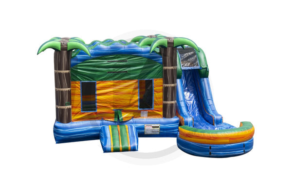 5 in 1 Bahama Breeze Combo-C1151-EZ Inflatables