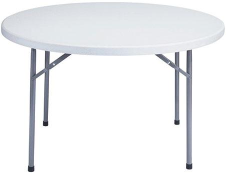 "60"" Plastic Round Table - BB1949-EZ Inflatables"