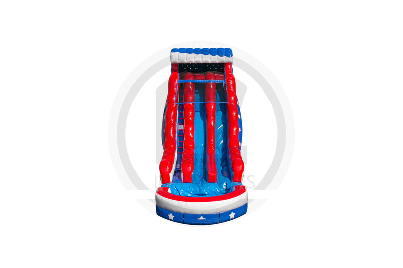 22 Ft Stars & Stripes DL-WS1430