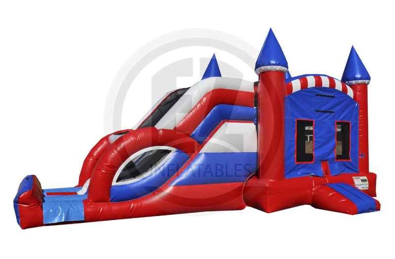 All American Combo-C1027-EZ Inflatables (1361253990442)