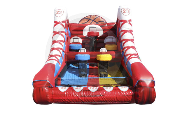 Basketball Challenge-G1031-EZ Inflatables (1387728404522)