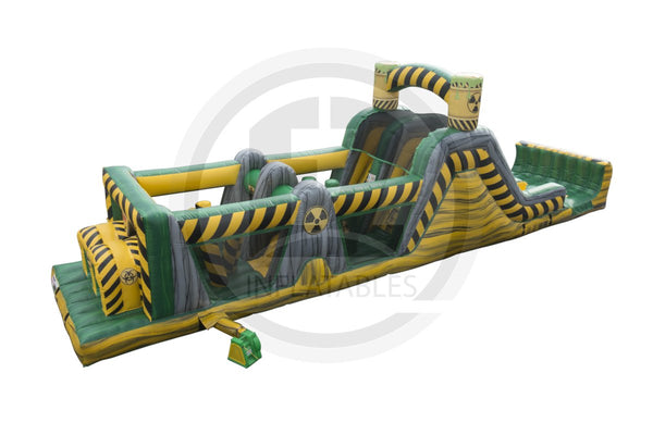 Biohazard Blast Wet/Dry Obstacle Course-I1039-EZ Inflatables (1360788127786)