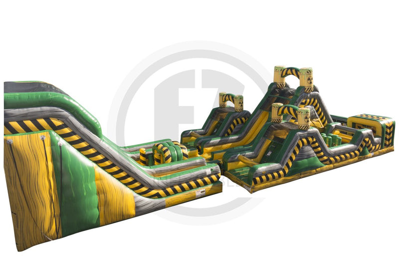 Biohazard Crush Obstacle Course-I1054-EZ Inflatables (1360789372970)