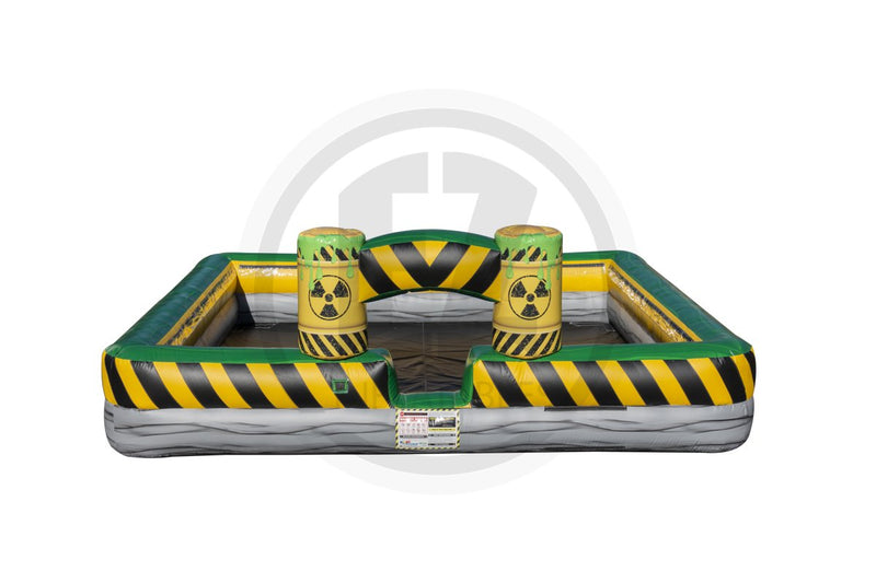 Biohazard Foamy Lights Non Slip Floor -G1104-EZ Inflatables