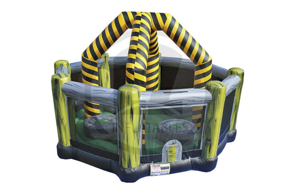 Biohazard Wrecking Ball-G1033-EZ Inflatables (1387729780778)