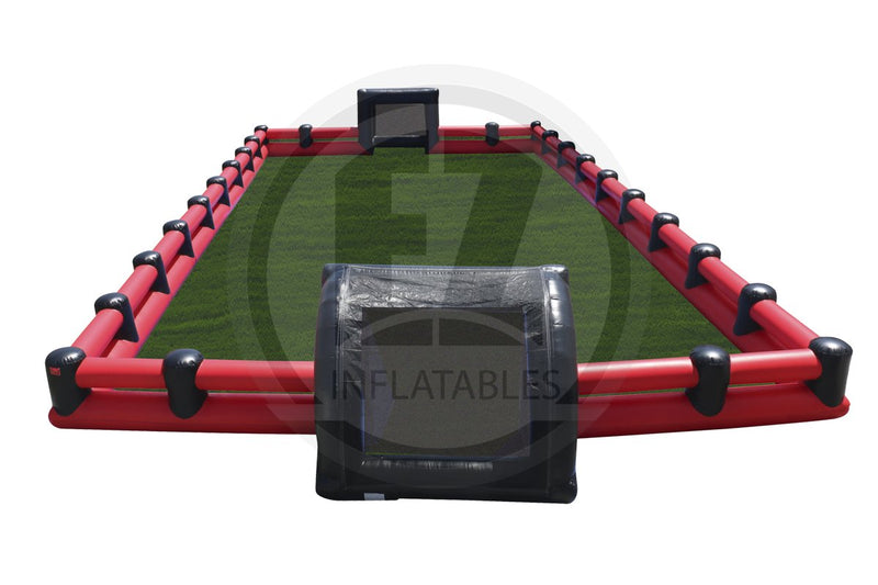 Bubble Ball Soccer Field-G1013-EZ Inflatables (1387725848618)