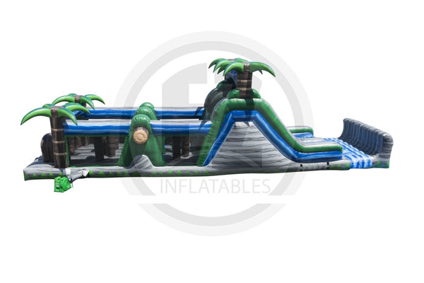 Cascade Crush Wet/Dry Obstacle Course-I1036-EZ Inflatables (1360787996714)