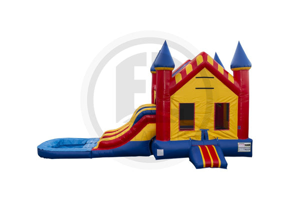 Escapade Tower EZ Combo-C1140-EZ Inflatables