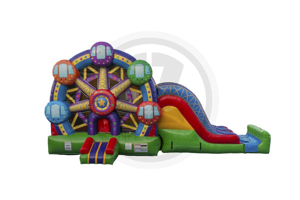 Ferris Wheel Combo-C1155-EZ Inflatables