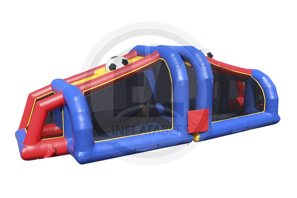 Foosball Dome-G1051-EZ Inflatables (1387730108458)