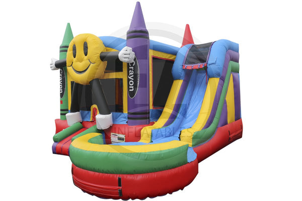 Happy Face Combo-C1070-EZ Inflatables (1361127047210)