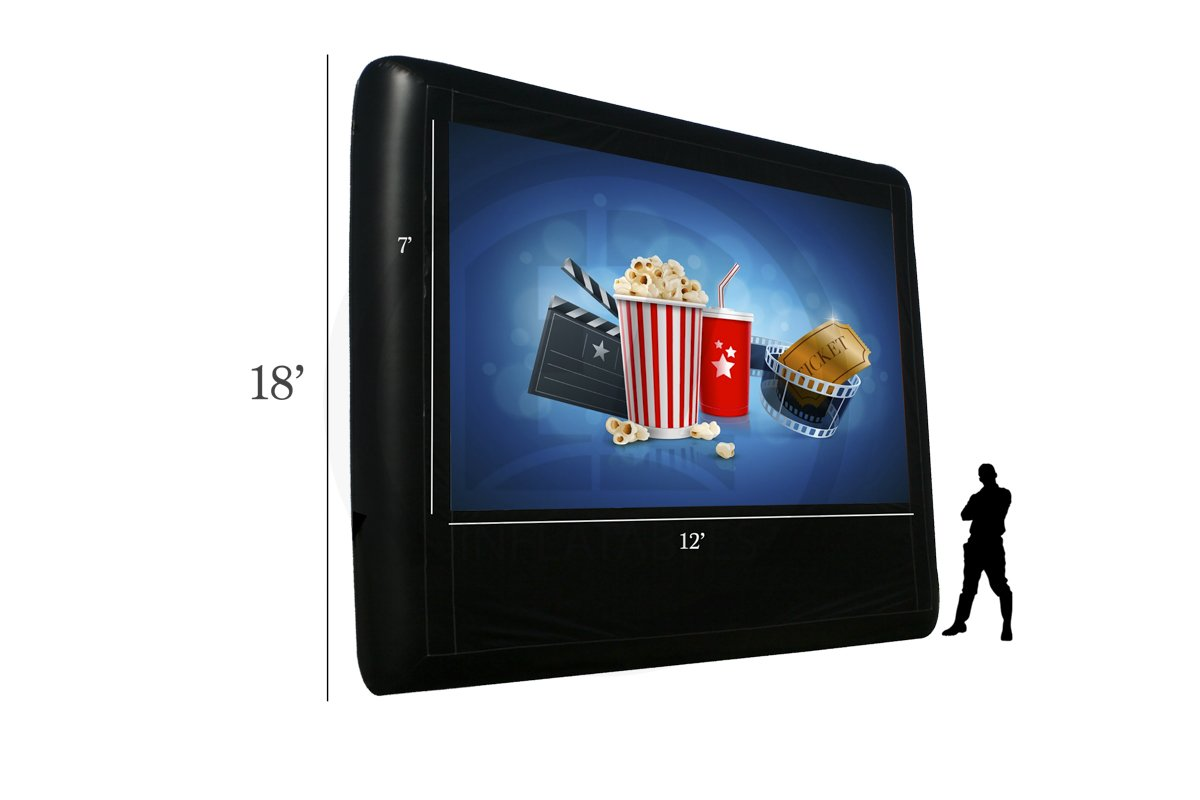 Inflatable Movie Screen-I155