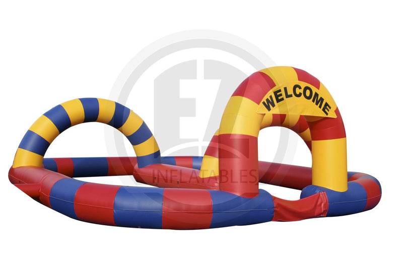 Inflatable Race Track-G1063-EZ Inflatables (1387733549098)
