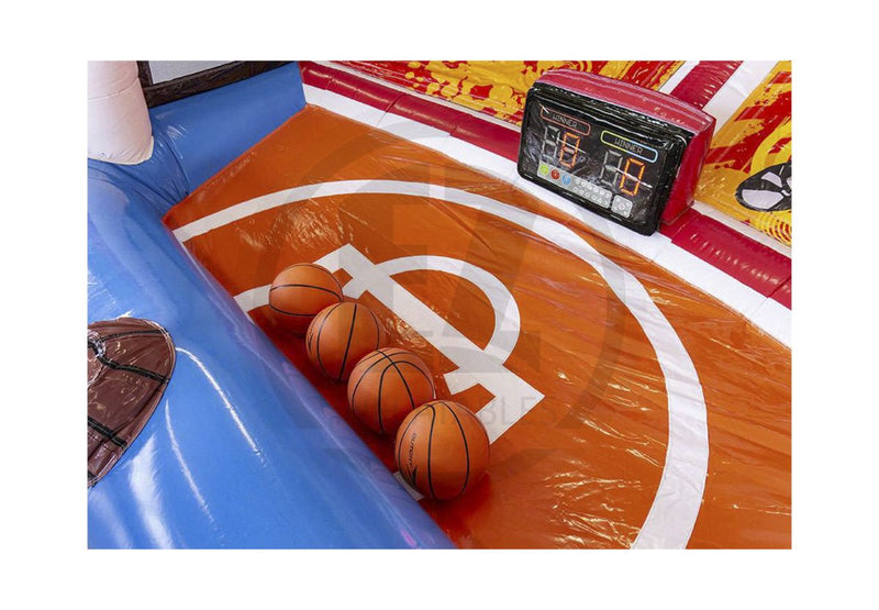 IPS Basketball Game-G1153-EZ Inflatables