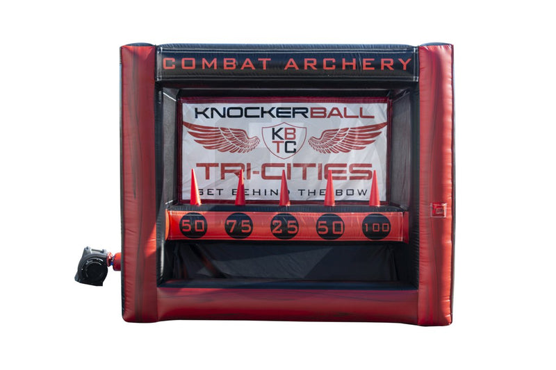 Knockerball Target Practice-IC010-EZ Inflatables