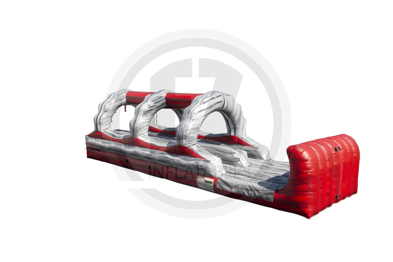 Liquid Hot Magma Dual Lane-SS1068-EZ Inflatables
