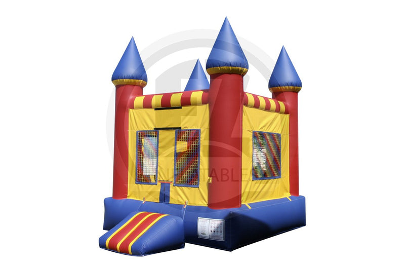 Mini Castle Jumper-B151-EZ Inflatables (1403950596138)