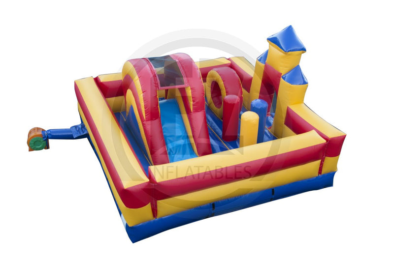 Mini Primary Castle Toddler-I1060-EZ Inflatables (1428286799914)