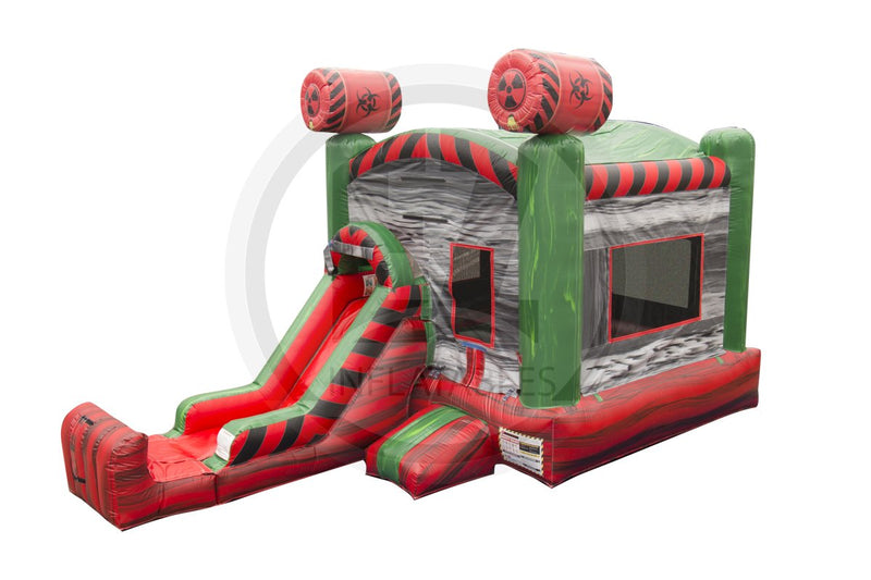 EZ Combo Red Biohazard-C1076-EZ Inflatables