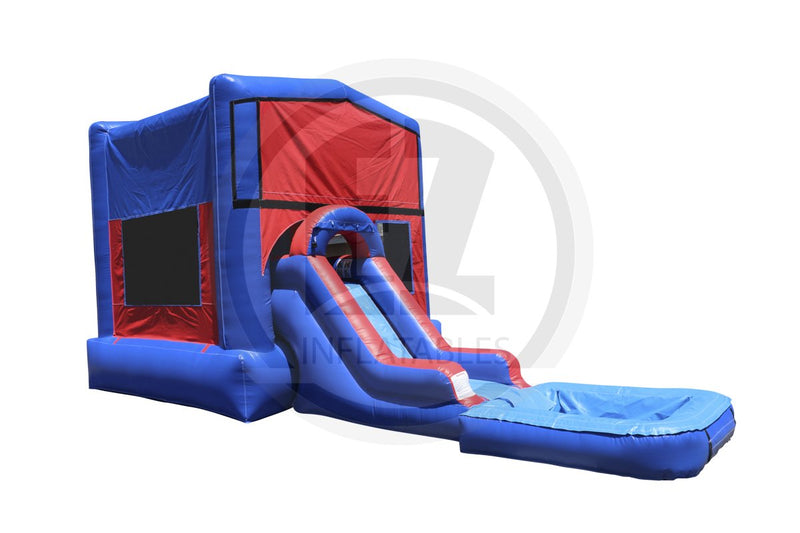 EZ Combo Red & Blue Module-C1060-EZ Inflatables
