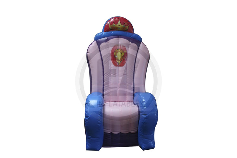 Princess Chair-IB115-EZ Inflatables (1323003314218)