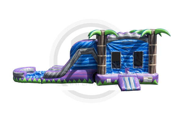 Purple Crush Combo-C1019-EZ Inflatables (1361255137322)