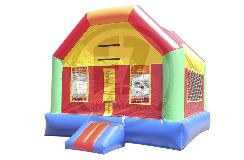 Rainbow Fun House-B118-EZ Inflatables (1384704442410)