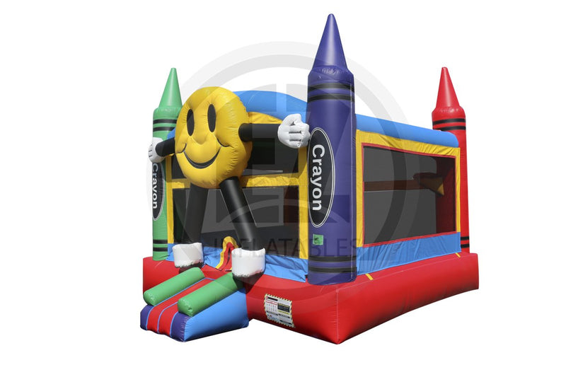 Smiley Face Jumper-B1050-EZ Inflatables (1384704835626)