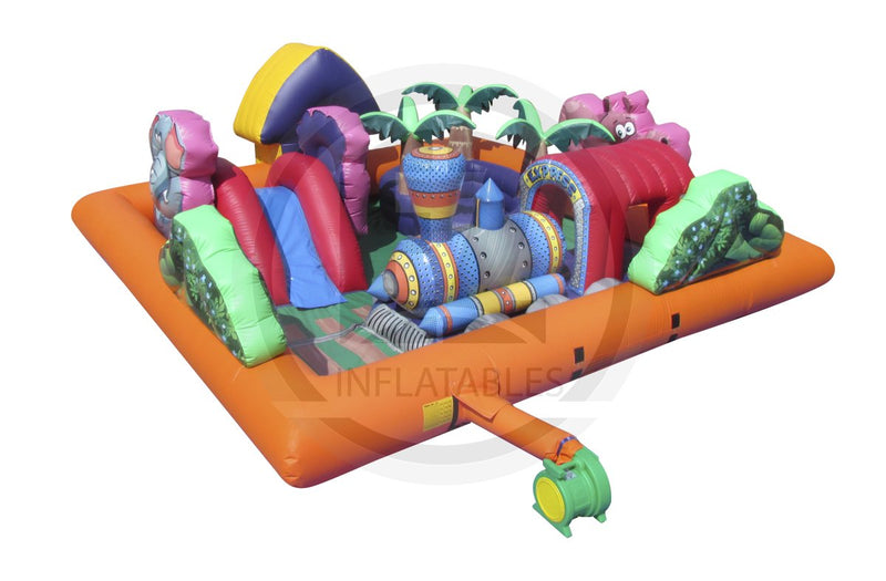 Toddler Playland-I1005-EZ Inflatables (1360793665578)