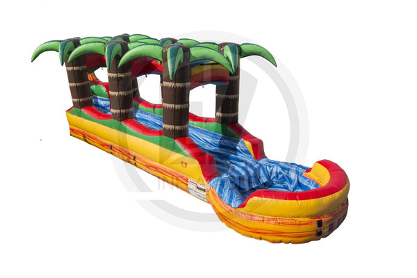 Tropical Fiesta Single Lane-SS1077-EZ Inflatables