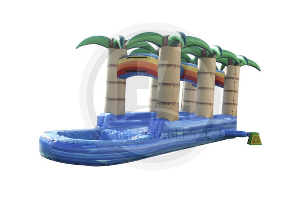 Tropical Slip and Slide-SS166-EZ Inflatables (1351354122282)