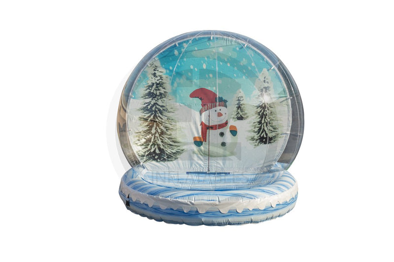 Winter Wonderland Snow Globe with Chamber-IB121-EZ Inflatables