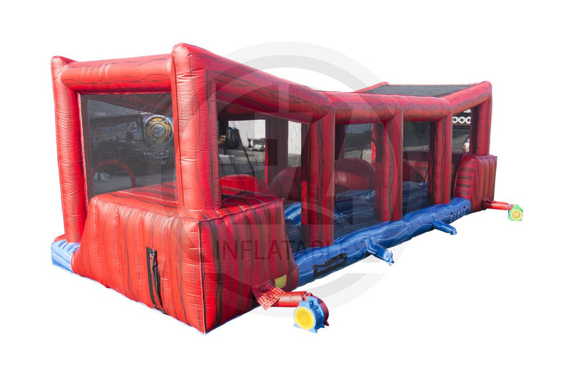 Wiped Out Red Marble-G1054-EZ Inflatables (1387729027114)