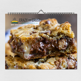 2021 Crazy for Crust Calendar {Limited Time Only}
