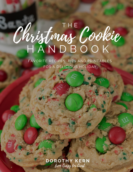 The Christmas Cookie Handbook
