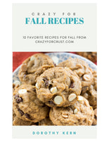 Crazy for Fall Recipes