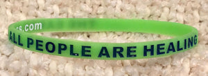 A United Voice for Healing Bracelet