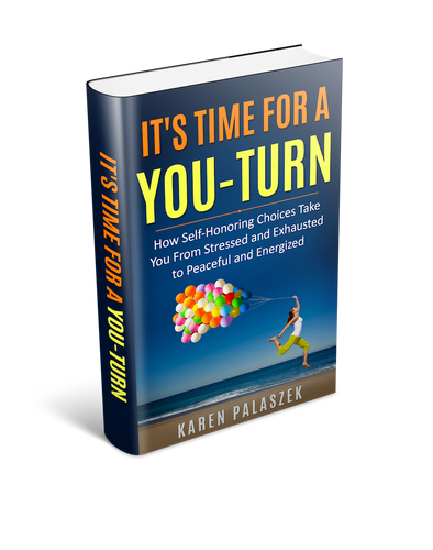 IT'S TIME FOR A YOU-TURN