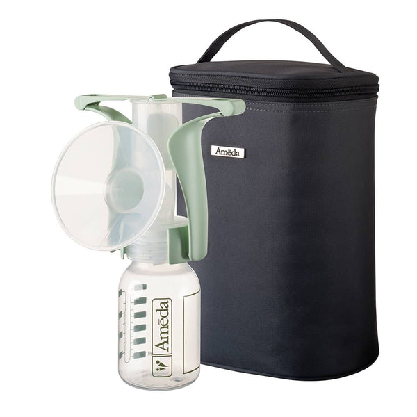 Manual Breast Pump with Tote
