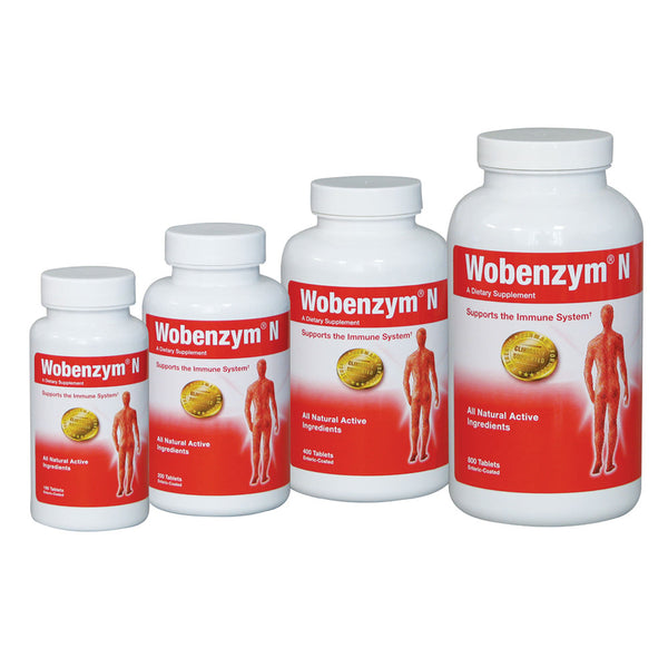 Wobenzym® N Tablets