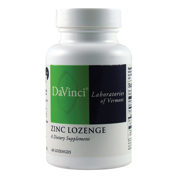 Zinc Lozenges - Lemon Flavor
