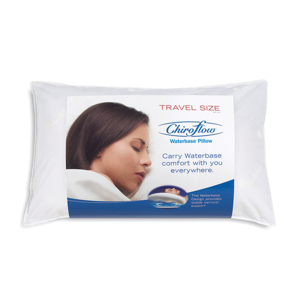 Travel Size Chiroflow&Reg; Waterbase&Reg; Pillow