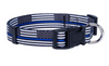 Thin Blue Line AMERICAN FLAG K9 Police / Law Enforcement Dog Collar